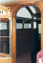 Metropolitan Railway First Class Compartment