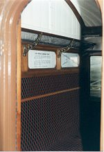 Metropolitan Railway Third Class Compartment